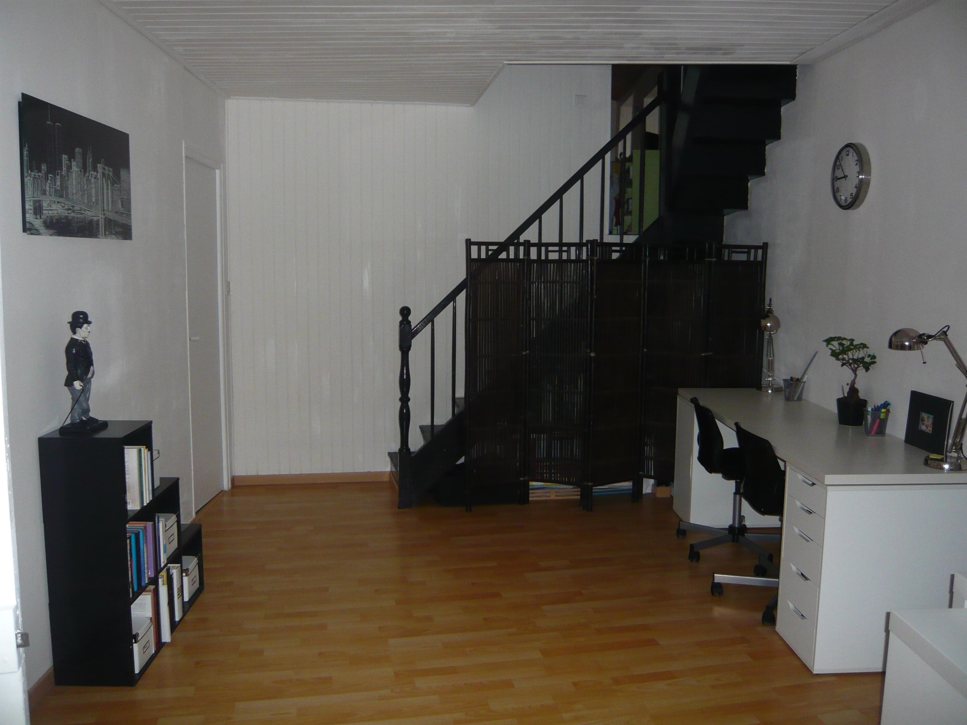 Maison à vendre 85 entrée bureau