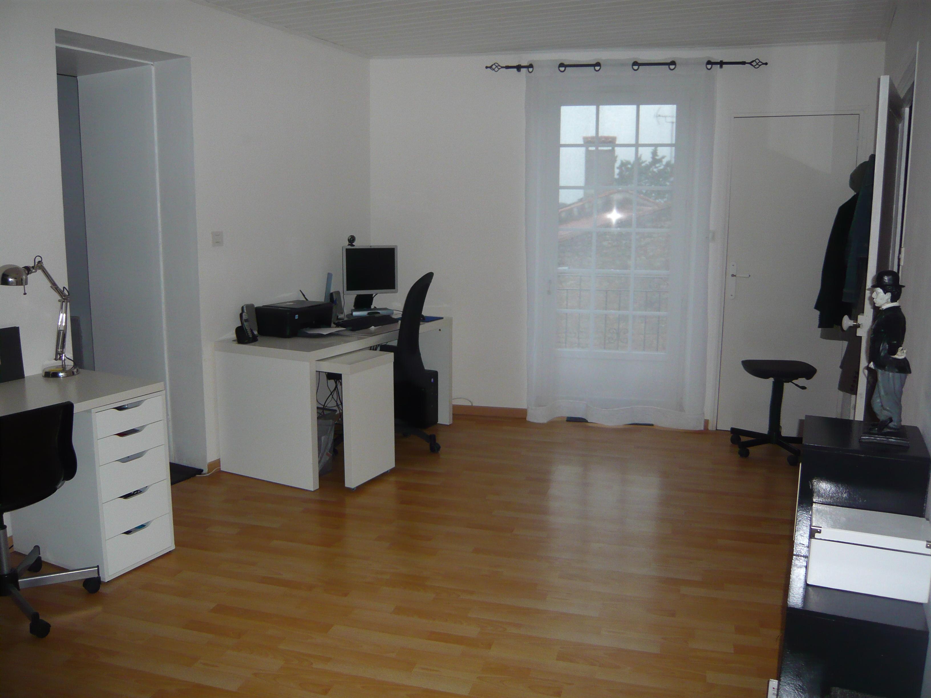 Maison à vendre entrée bureau